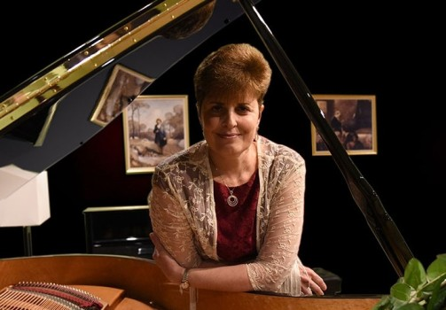 Workshop piano – Irina Gorin