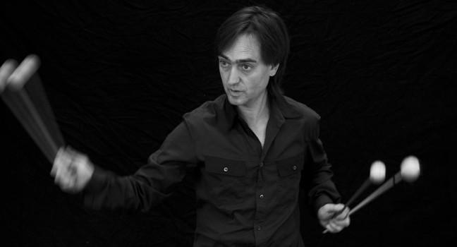 Masterclass Percusión – Christian Dierstein