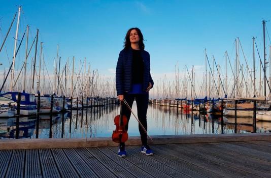 Masterclass Violín – Valeria Zorina