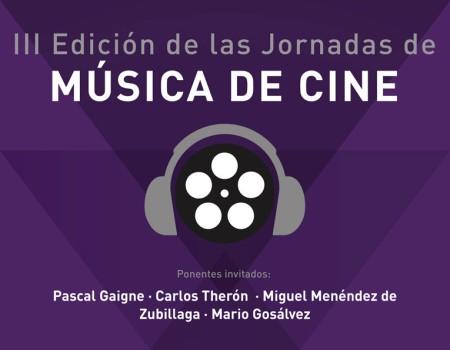 (FINALIZADA) III Edición de las Jornadas de Música de Cine
