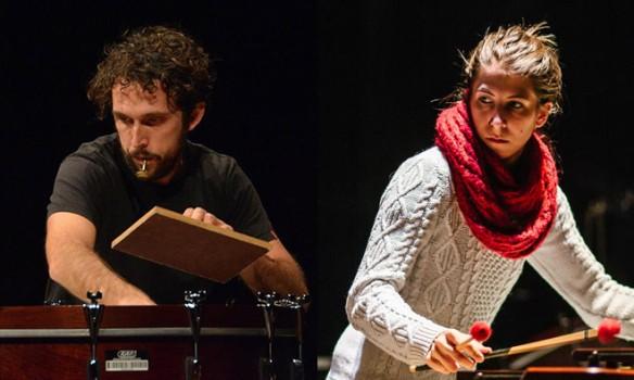 Masterclass de Percusión – Simone Beneventi y Carlota Cáceres