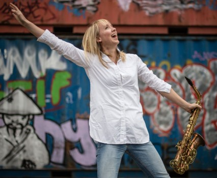 (FINALIZADA) Masterclass Saxofón – Femke Ijlstra