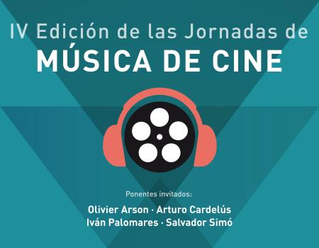 IV Edición de las Jornadas de Música de Cine