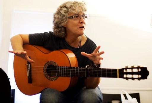Mayte Martín – Curso de flamenco