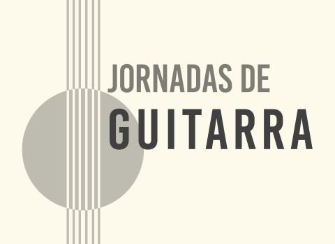 [ANULADA] JORNADAS DE GUITARRA