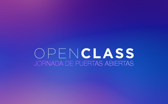 OPENCLASS – JORNADA DE PUERTAS ABIERTAS