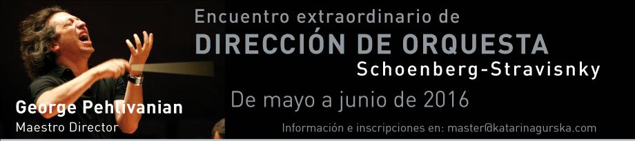 Novedades Educativas - banner Encuentro Pehlivanian