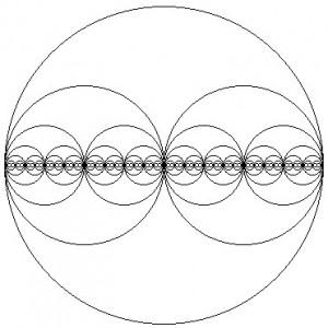 Figura 8. Conjunto de Cantor