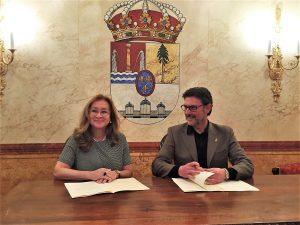Firma OSRS Ayuntamiento La Granja