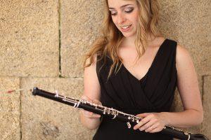 Novedades Educativas - masterclass oboe miriam pastor