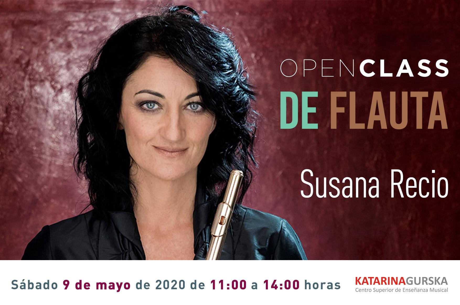Novedades Educativas - jornada puertas abiertas flauta