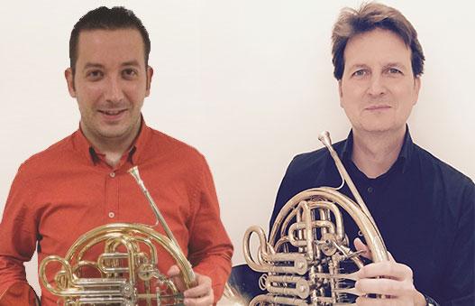 José Chanzá y Miguel Guerra