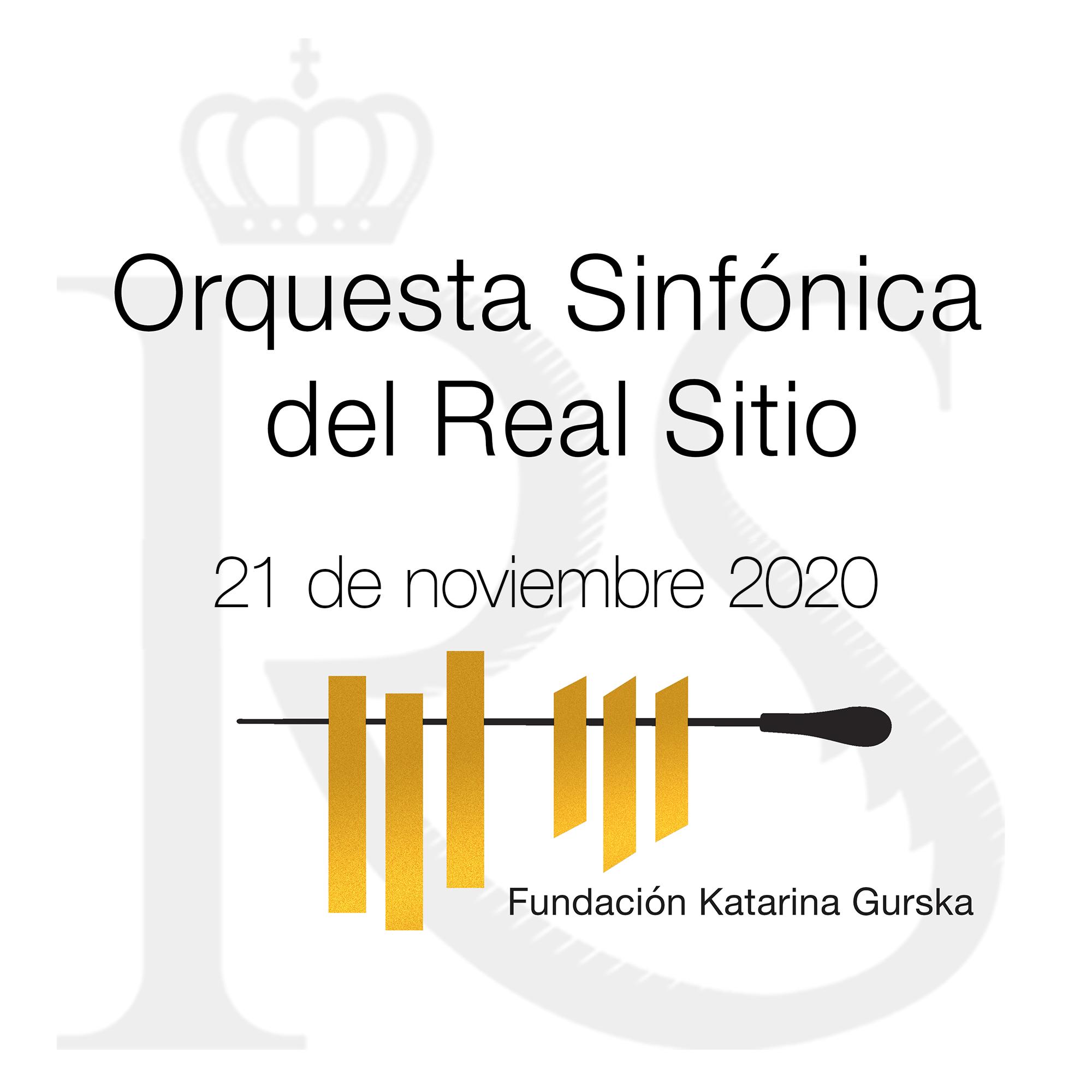 Concierto de la Orquesta Sinfónica  21 de noviembre 2020