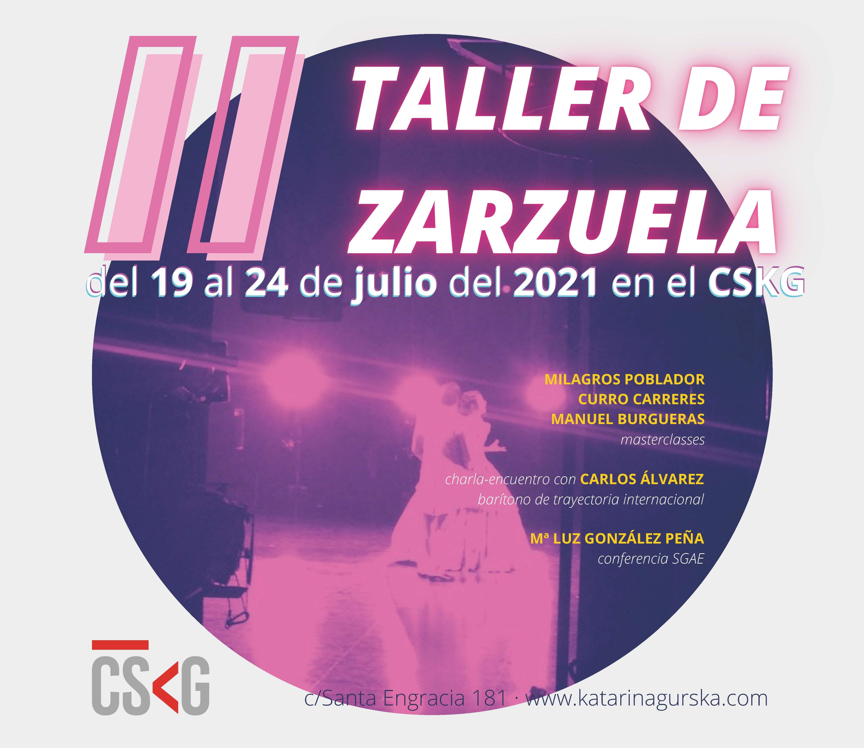 Taller de Zarzuela