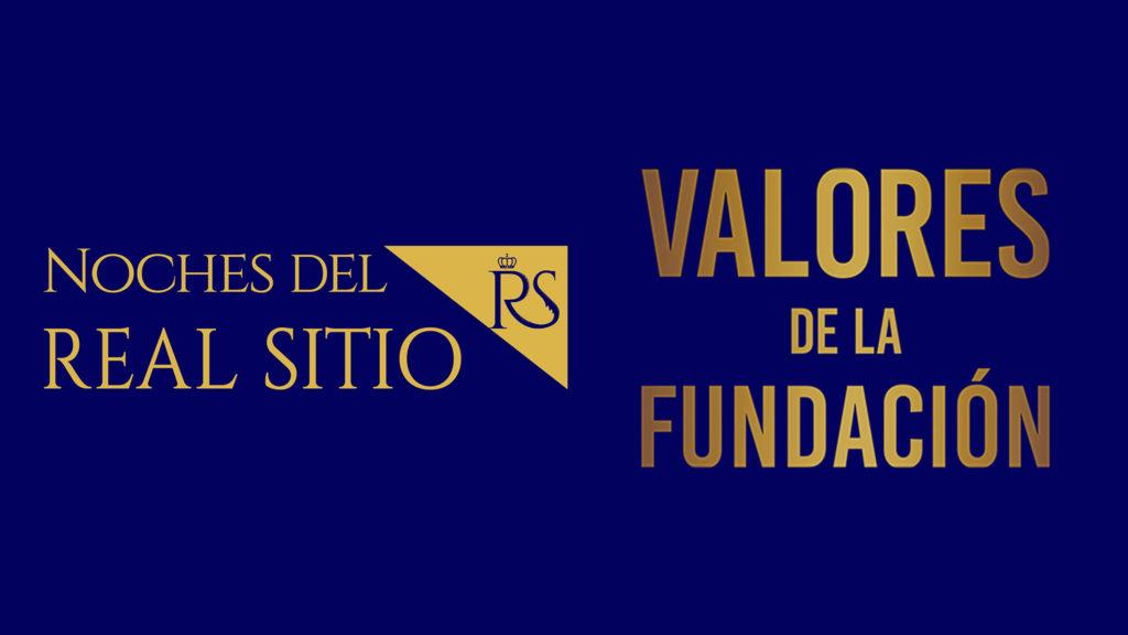 Valores de la fundacion